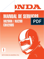 Manual Serviços Strada 200