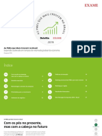 As PMEs Que Mais Crescem No Brasil - Deloitte