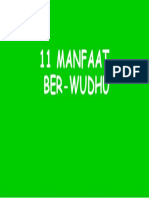 11 MANFAAT