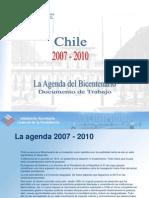 Pres Agenda rio