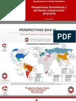 Perspectivas 2018 2019 DAE
