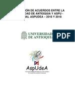 Compilación Acuerdos AspUdeA 2016- 2018