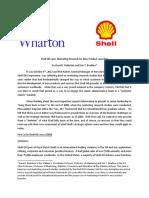 Shell Oil Case