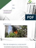 Planes de Emergencia en Edificios de Departamentos