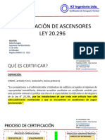 Miconserje_Proceso de Certificación de Ascensores_08032018