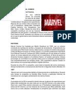 Historia de Marvel Comics.