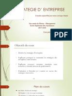 Strategie D_ Entreprise Cour