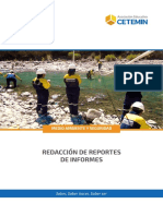 Redaccion de Reportes e Informes - Ma