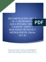 Recomendacion OIML R49 2013