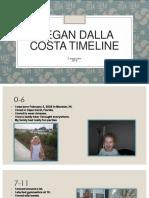 dalla costa timeline fall 2018