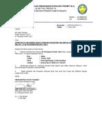 Surat Jemputan Majlis Anugerah T6