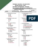 Examen de Office