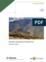 Basic Design Report (Draft Pöyry, 07-Aug-2011)
