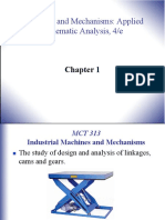 Ch-1 Industrial MAchines and Mechanics