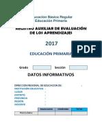 Registro de Notas 2017 2018