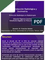 Medidas de Protección Radiológica en RT