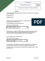 Procedimiento Remapeo PIDs