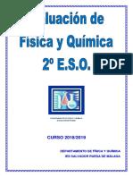 02_Evaluación Física y Química 2º ESO_18-19