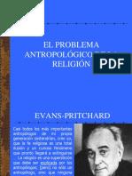 El problema antropológico de la religión