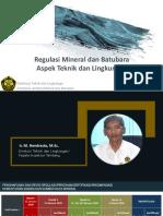 ODM - Regulasi Aspek Teknik dan Lingkungan Mineral dan Batubara.pdf