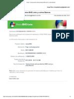 Gmail - Transacciones Entre Productos BHD León y a Otros Bancos