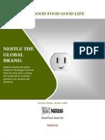 Nestle the Global Giant