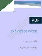 Examen de Word (1)