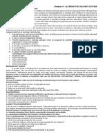 Educ Tech 2 Chapter 9