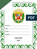 Monografia de Procedimiento Administritivo Disciplinario Para Infracciones Leves