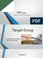 hdf 414 proj pi pdf