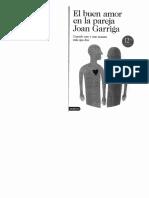 Joan Garriga el buen amor en pareja