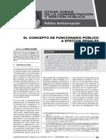 Beneficios y Beneficiarios en La Contratacion Publica