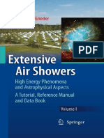 Extensive Air Showers