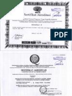 Akreditasi Fakultas Kedokteran UNEJ