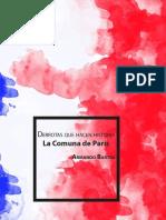 Armando Bartra, Derrotas Que Hacen Historia. La Comuna de Paris, 2018.