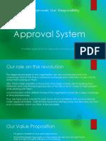 Approval System