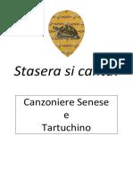Canzoniere Senese e Tartuchino