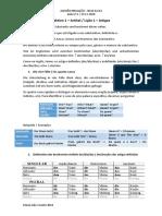 Alemão Iniciação A1 - Aula nº 4 23-11-2016