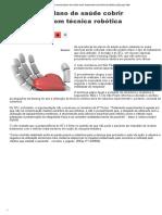 STJ Manda Plano de Saúde Cobrir Tratamento Com Técnica Robótica _ Espaço Vital