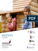 Boletin Lideres  Educativos Nº3 2018 VF