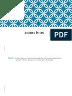 Dilemas Eticos Del Psicologo