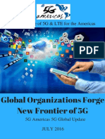 Global Organizations Forge New Frontier of 5G Final