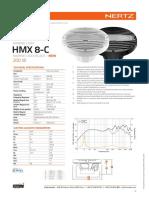 Hertz Marine Hmx 8 2018 Rev18a