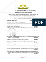 Ics 2276 Computer Programming II Mechanical(Tvet) Print Ready