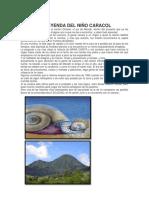 La Leyenda Del Niño Caracol