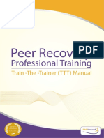 PARfessionals Train The Trainer  Manual 2015