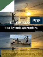 Ángel Marcano - El Abuelón, Una LeyendaAterradora