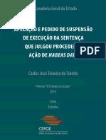 Prêmio - O Estado Em Juízo - 2015