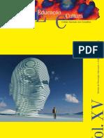 livro Psicologia Educação e Cultura