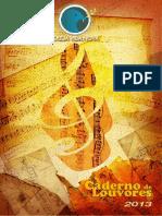 Caderno de Louvores 2013 1.pdf